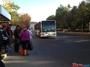 Vrei sa stii cand ajunge autobuzul? Urmareste-l prin GPS