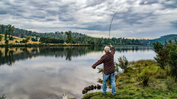 Vrei sa te apuci de pescuit? 7 pasi pe care trebuie sa-i urmezi!