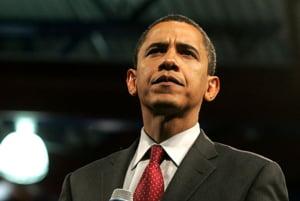 Wall-Street-ul scade cu 5% dupa discursul de investitura al lui Obama