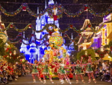 Walt Disney World Craciun