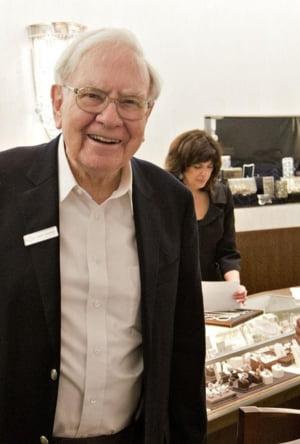 Warren Buffett: Am gresit ca nu am investit in Google si Amazon. Am fost prea prost!