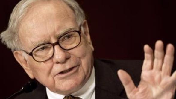 Warren Buffett a cumparat ziarul din orasul sau natal cu 150 de milioane de dolari