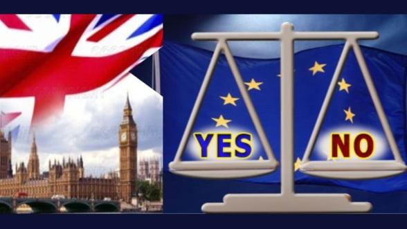 Washington: Iesirea Angliei din UE ar exclude tara din acordul de comert liber cu SUA