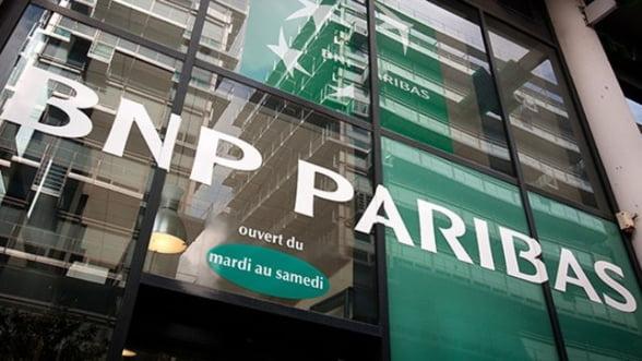 Washingtonul cere peste 10 miliarde de dolari bancii BNP Paribas pentru incalcarea unor embargouri