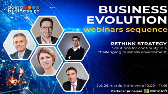 Webinar: Rethink Strategy - Continuity, Challenges si Opportunities