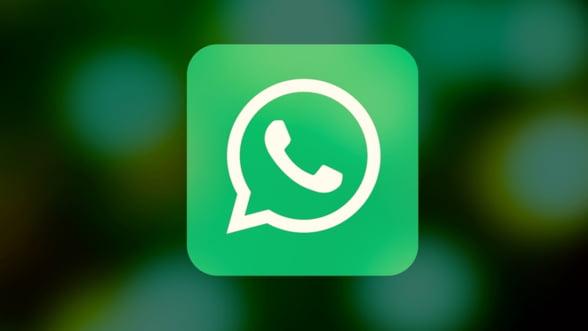 WhatsApp limiteaza partajarea mesajelor pentru a incetini raspandirea informatiilor false