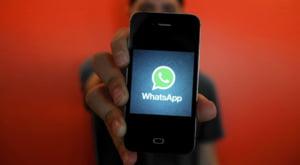 WhatsApp schimba modul in care poti sterge mesajele deja trimise