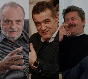 Wikileaks: Top oligarhi romani- Patriciu, Vantu, Becali