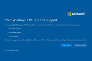 Windows 7 functioneaza pe avarii. Ce optiuni ai daca vrei sa-l folosesti in continuare si care sunt riscurile