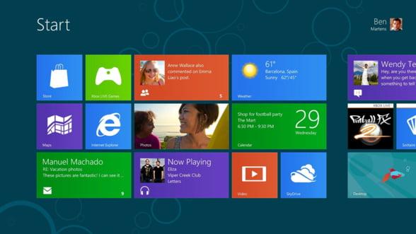 Windows 8: De ce vei iubi noul produs al Microsoft
