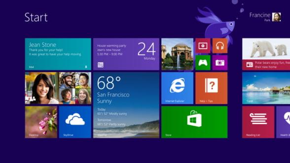 Windows 8.1, dezvaluit de Microsoft - vedeti care sunt imbunatatirile
