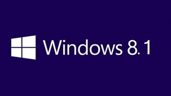 Windows 8.1 ar putea primi un update important in primavara