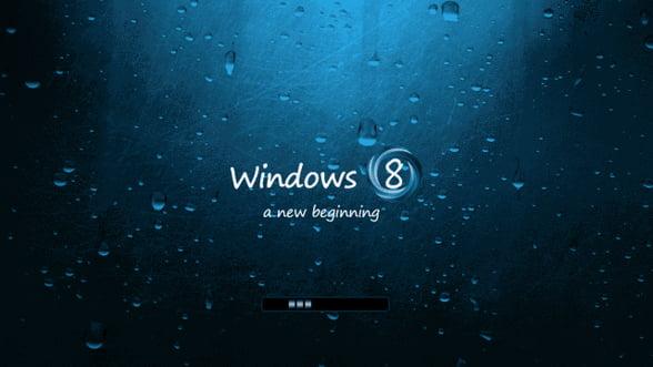 Windows 8 va fi disponibil in Romania in urmatoarele zile. Vezi cat costa