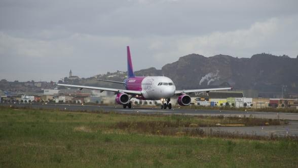 Wizz Air a scos din functiune aeronava cu care a calatorit italianul diagnosticat cu coronavirus