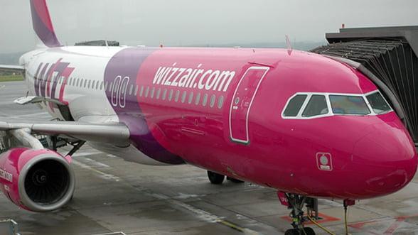 Wizz Air deschide la Craiova a cincea baza din Romania si lanseaza patru noi rute
