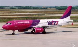 Wizz Air estimeaza pentru acest an cu 21% mai multi pasageri