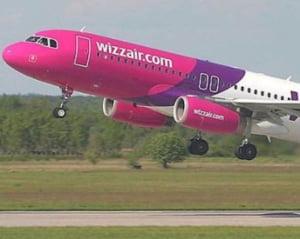 Wizz Air la Targu Mures, cea de-a patra baza din Romania