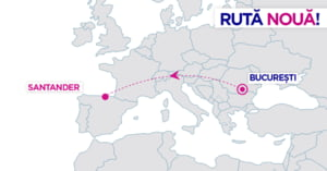 Wizz Air lanseaza o noua ruta catre un important centru turistic din Spania