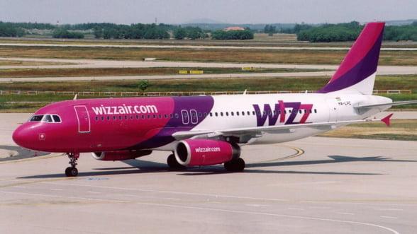 Wizz Air pune la dispozitie optiuni de rerutare pentru pasagerii Malev