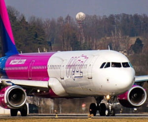 Wizz Air suspenda mai multe rute in urmatoarele doua saptamani