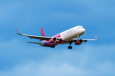 Zburati cu Wizz Air? Operatorul aerian a inregistrat un profit record