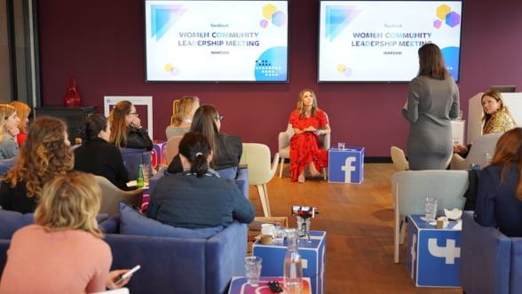 Women Community Leadership Meeting: Liderii comunitatilor de Facebook din Europa Centrala si de Est s-au reunit la Varsovia