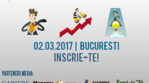Workshop gratuit pentru managerii si specialistii in HR din Bucuresti, Cluj si Timisoara