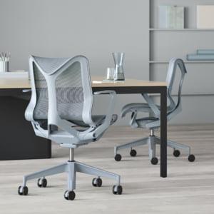 Workspace Studio lanseaza Cosm, cel mai nou scaun ergonomic de la Herman Miller