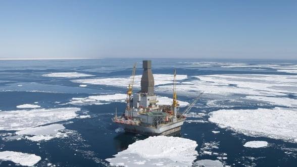 World Petroleum Council: Petrolul arctic va apartine Rusiei, in mare parte