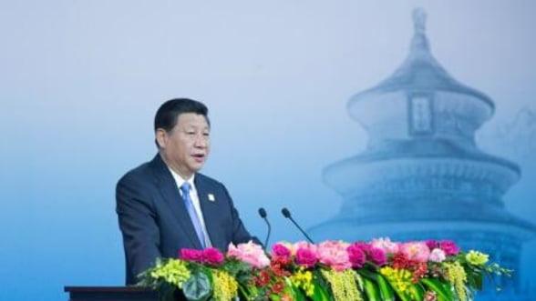 Xi Jinping: Riscurile la adresa economiei Chinei nu sunt atat de infricosatoare