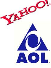 Yahoo! ar putea fuziona cu AOL