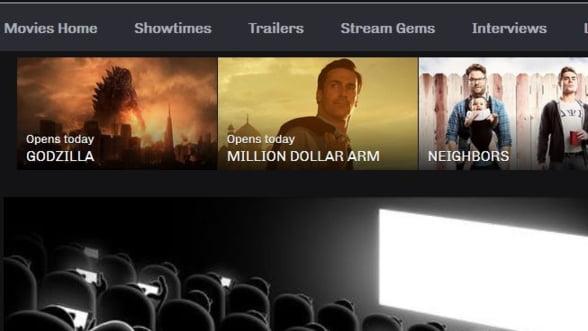 Yahoo a lansat o revista online de cinematografie