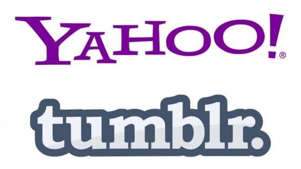 Yahoo ar putea prelua Tumblr pentru 1,1 miliarde de dolari