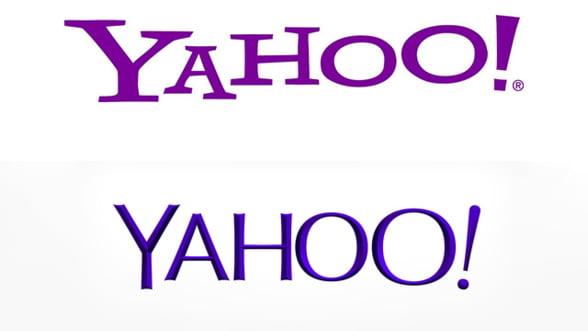 Yahoo are un nou logo