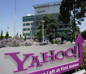 Yahoo.ro, paralizat de criza