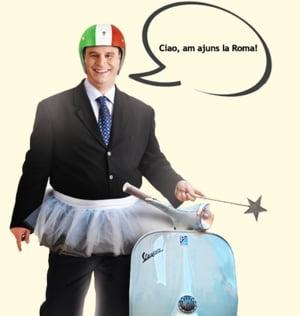 Zanul a ajuns la Roma: Banca Transilvania si-a deschis sucursala in Italia