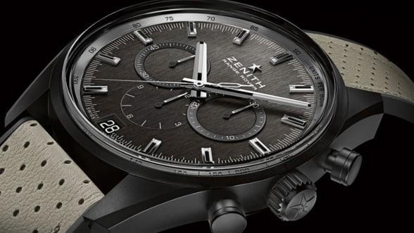 Zenith El Primero, ceasul care se asorteaza cel mai bine cu noul tau Land Rover