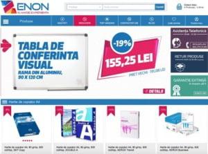 Zenon.ro - magazin de birotica si papetarie, o solutie pentru a taia costurile fara sa afectezi activitatea afacerii tale