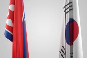 Zi istorica: Discutii la nivel inalt intre cele doua Corei