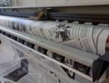 Ziarele romanesti s-au scumpit cu 20-50% in acest an