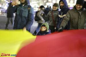 Ziua a 13-a de proteste dupa OUG 13: Un milion de romani sunt asteptati la Guvern la Operatiunea Tricolorul