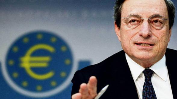 Ziua deciziilor europene: BCE anunta noi detalii ale planului anticriza