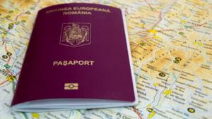 Ziua pasaportului romanesc! In cate tari se poate intra fara viza cu acest act