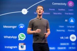 Zuckerberg anunta ca va prezenta Congresului SUA informatii despre publicitatea pe Facebook legata de Rusia