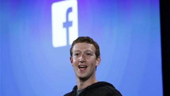 "Zuckerberg inca are ""androizi"" in cap. Vezi aplicatia Facebook care se misca greu"