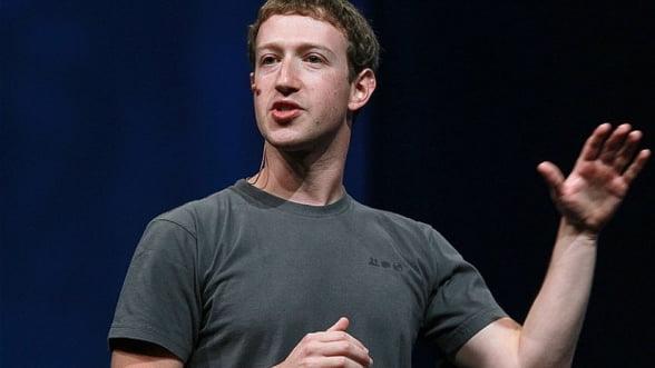 Zuckerberg vinde 41 milioane de actiuni Facebook