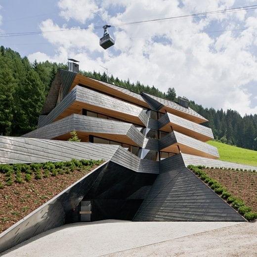 Arhitectura viitorului. Cele mai nonconformiste cladiri din lume - FOTO