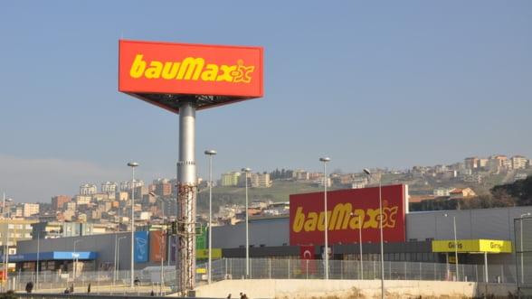 bauMax infirma preluarea de catre Kingfisher