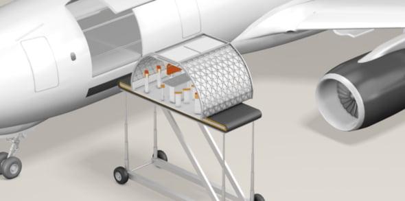 concept Transpose Airbus
