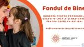 Ajutor pentru copiii cu autism, care sunt grav afectati de efectele pandemiei